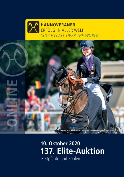 Wunsch-DVD - 137. Elite-Auktion (Reitpferd)