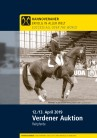 Wunsch-DVD - Verdener Auktion - April 2019 (Reitpferd)