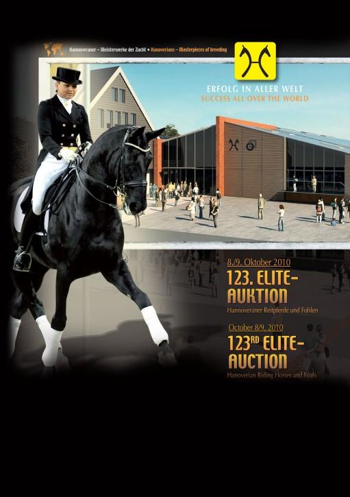Wunsch-DVD - 123. Elite-Auktion (Fohlen)
