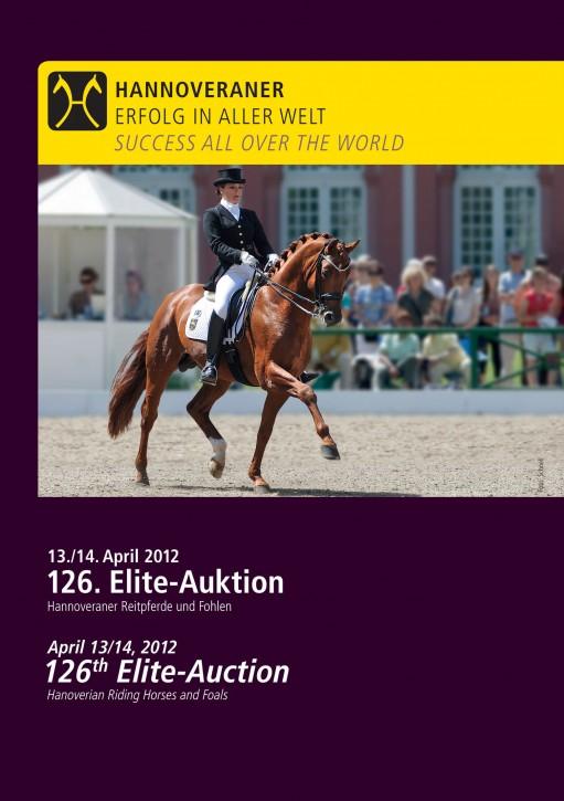 Wunsch-DVD - 126. Elite-Auktion (Reitpferd)