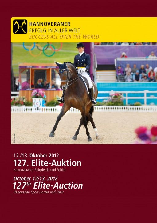 Wunsch-DVD - 127. Elite-Auktion (Fohlen)
