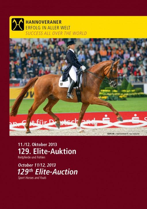 Wunsch-DVD - 129. Elite-Auktion (Reitpferd)