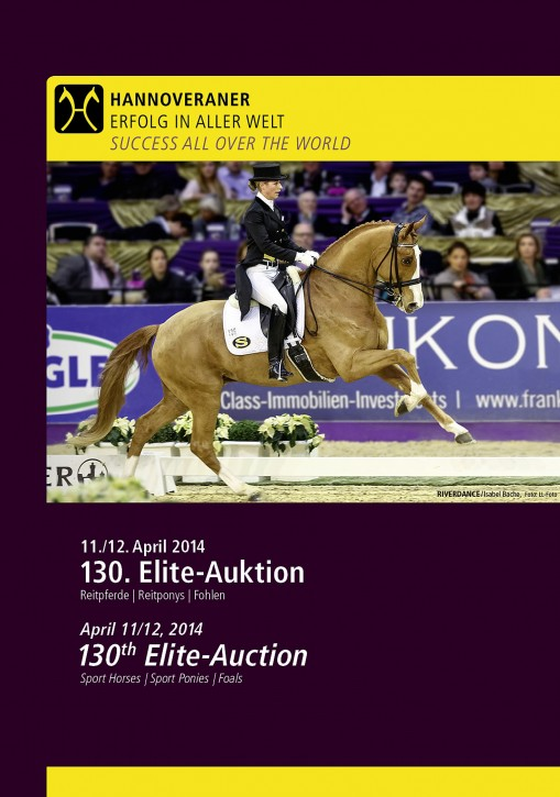 DVD - 130th Elite-Auction (foal)