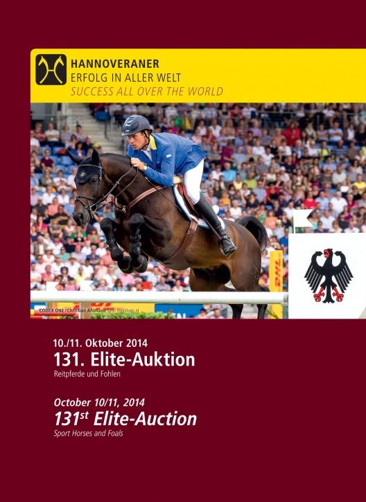 Wunsch-DVD - 131. Elite-Auktion (Fohlen)