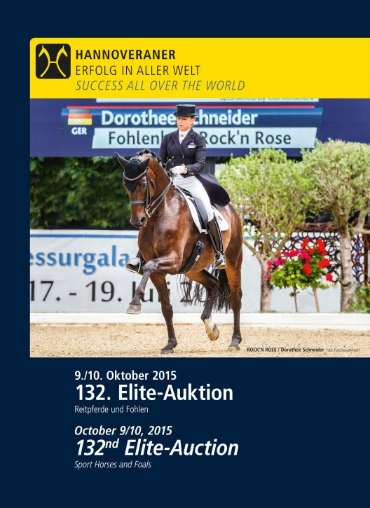 Wunsch-DVD - 132. Elite-Auktion (Reitpferd)