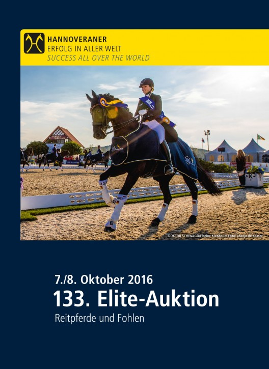 Wunsch-DVD - 133. Elite-Auktion (Reitpferd)
