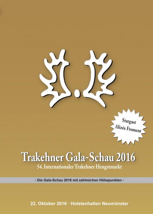 Trakehner Gala-Schau 2016