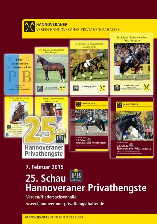 25. Hannoveraner Privathengstschau
