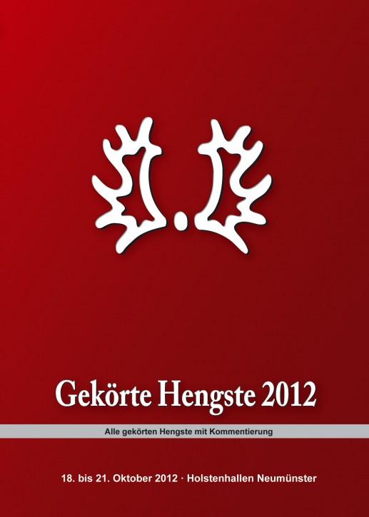 Alle gekörten Trakehner Hengste 2012