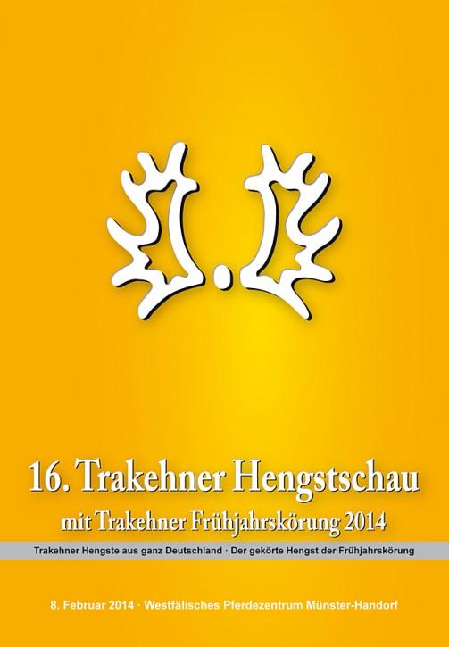Trakehner Hengstschau und Frühjahrskörung 2014