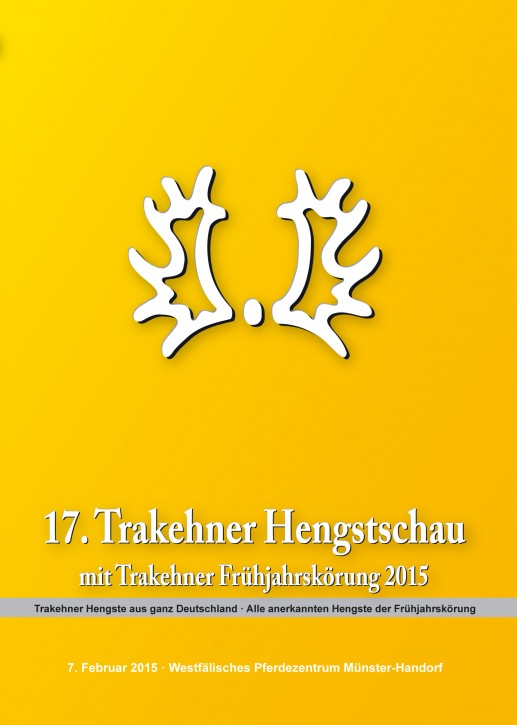 Trakehner Hengstschau und Frühjahrskörung 2015
