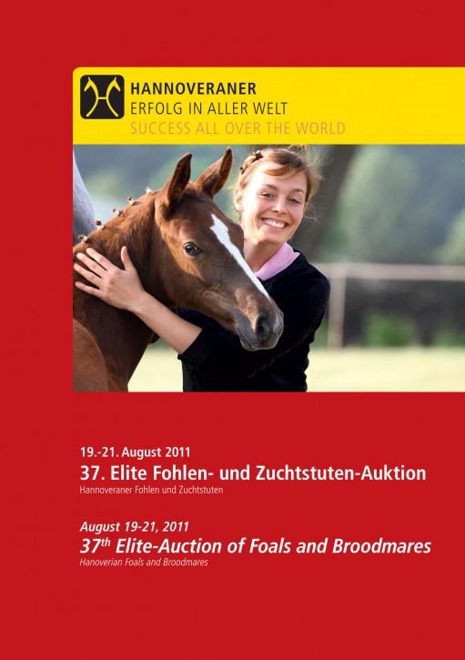 Wunsch-DVD - 37. Elite Fohlen- und Zuchtstutenauk. (Zuchtstute)