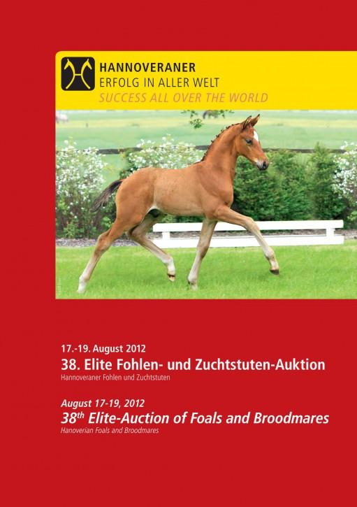 Wunsch-DVD - 38. Elite Fohlen- und Zuchtstutenauktion (Fohlen)