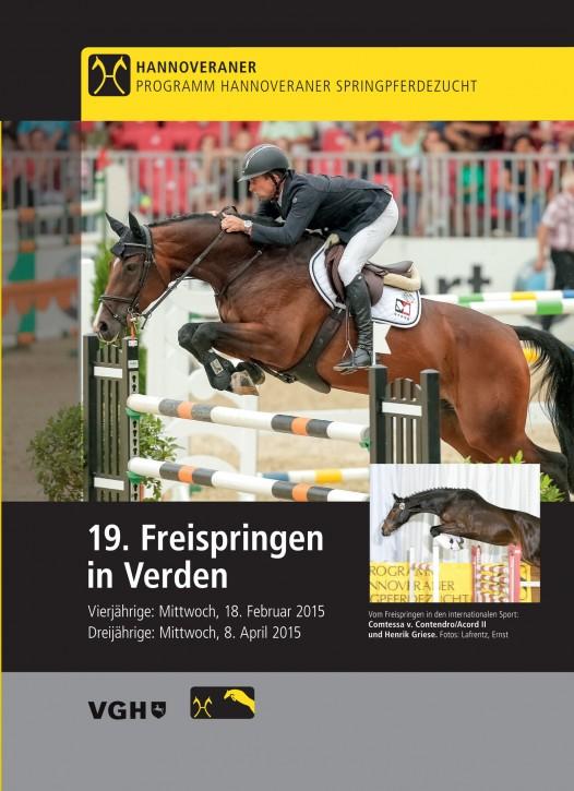 Wunsch-DVD - Freispringwettbewerb 2015