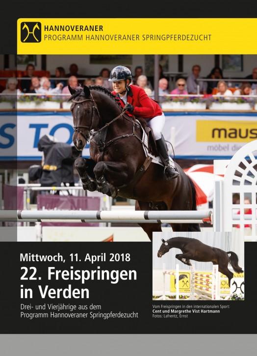 Wunsch-DVD - Freispringwettbewerb 2018