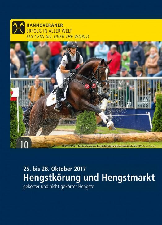 Wunsch-DVD - Hengst der Hannoveraner Körung 2017