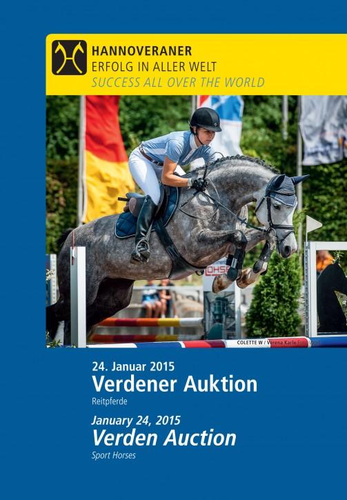 DVD - Verdener Auktion - Januar 2015