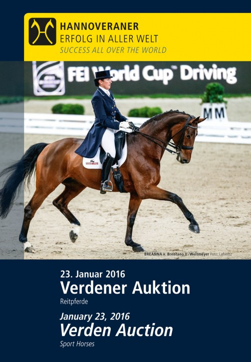 DVD - Verdener Auktion - Januar 2016 (Winter-Auktion)