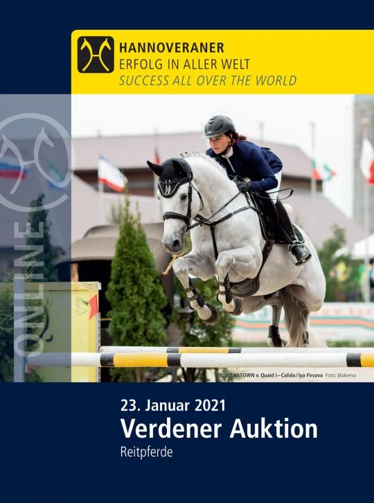 DVD - Verdener Auktion - Januar 2021 (Winter-Auktion)