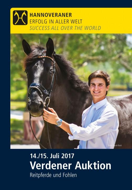 Wunsch-DVD - Verdener Auktion - Juli 2017 (Fohlen)
