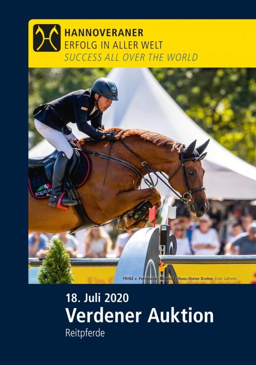 Wunsch-DVD - Verdener Auktion - Juli 2020