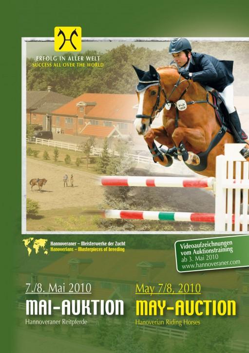 Wunsch-DVD - Mai-Auktion 2010