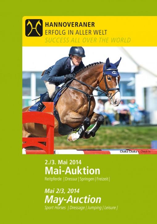 Wunsch-DVD - Mai-Auktion 2014