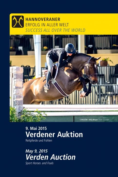 Wunsch-DVD - Verdener Auktion - Mai 2015 (Reitpferd)