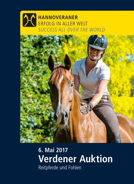 Wunsch-DVD - Verdener Auktion - Mai 2017 (Reitpferd)