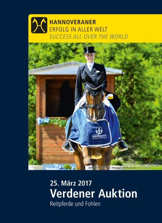 Wunsch-DVD - Verdener Auktion - März 2017 (Reitpferd)