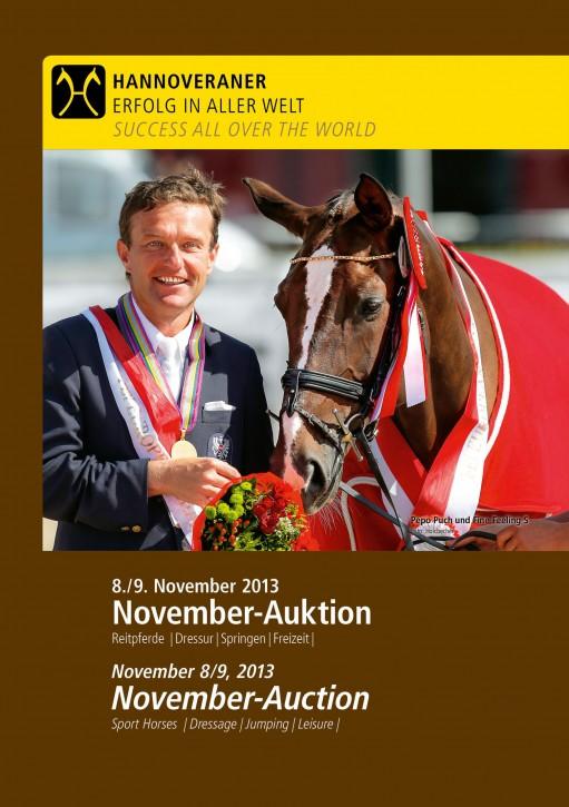 Wunsch-DVD - November-Auktion 2013
