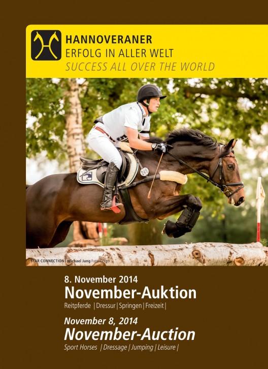 Wunsch-DVD - November-Auktion 2014