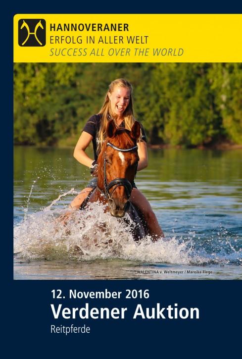 Wunsch-DVD - Verdener-Auktion - November 2016
