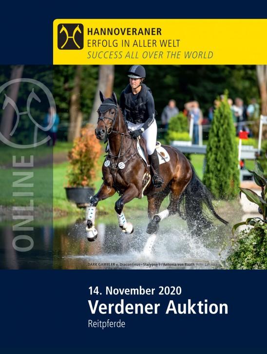 Wunsch-DVD - Verdener-Auktion - November 2020
