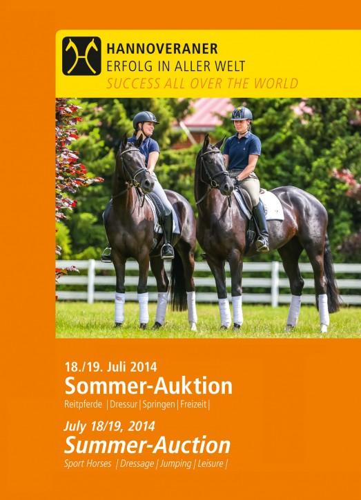 Wunsch-DVD - Sommer-Auktion 2014