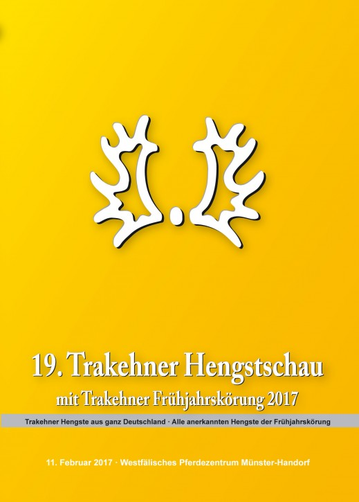 Trakehner Hengstschau und Frühjahrskörung 2017