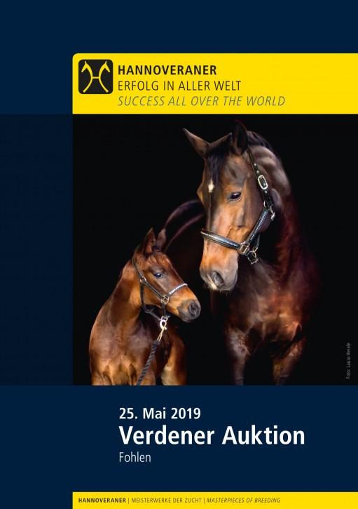 Wunsch-DVD - Verdener Auktion - Mai 2019 (Fohlen)
