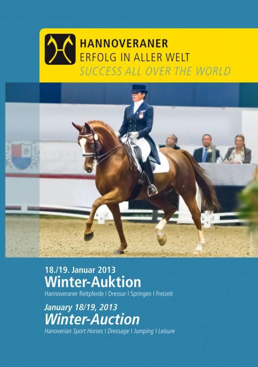 Wunsch-DVD - Winter-Auktion 2013