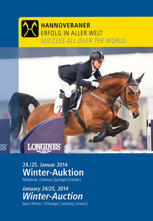 Wunsch-DVD - Winter-Auktion 2014